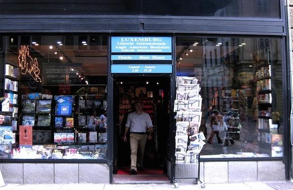 La libreria storica più bella di Torino: l'affascinante Luxemburg