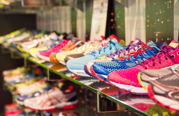 Chicago Style & Beauty: Finding the Perfect Running Shoe at ...
