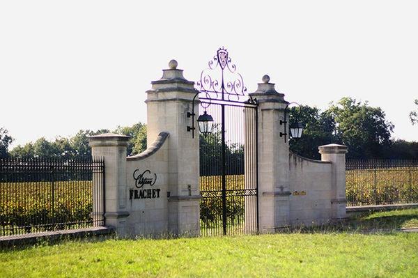 Château Frachet bordeaux