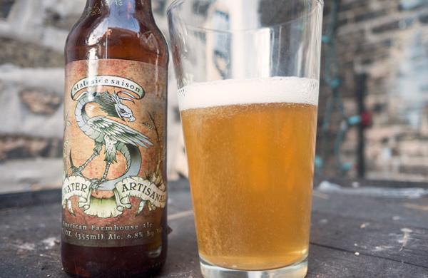 Beer Stalker: Stillwater Artisanal Ales' Stateside Saison