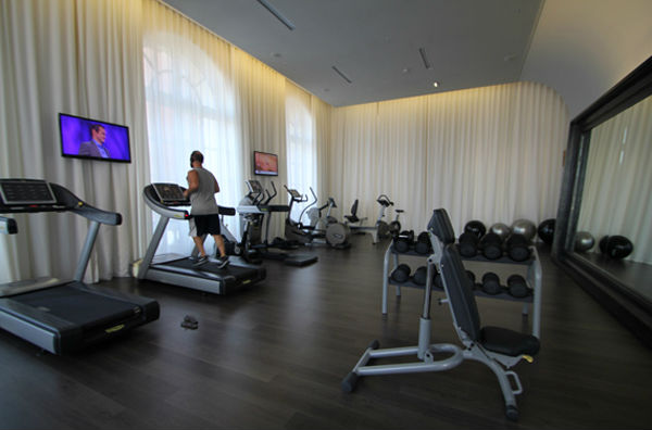Gym Spa Clarins Marseille