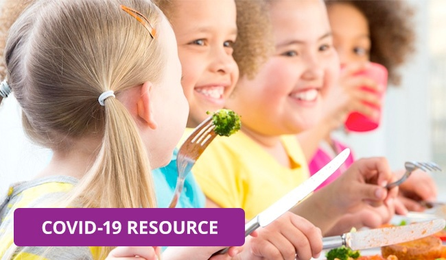 Free School Lunches for Kids
