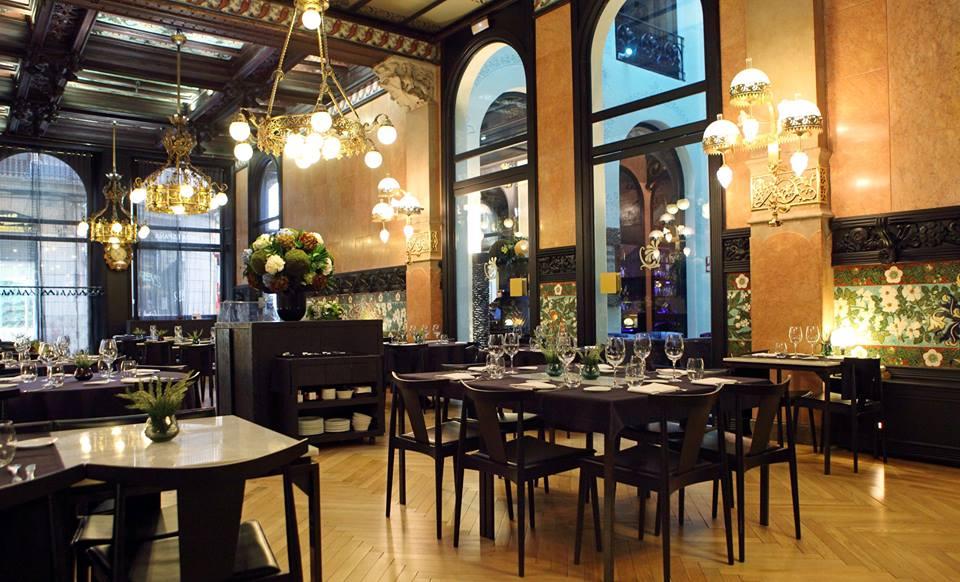 Tres restaurantes de Barcelona abiertos en periodo navideño
