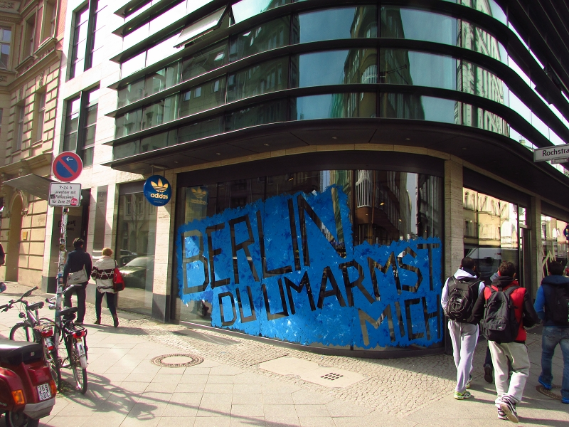 Adidas Berlin
