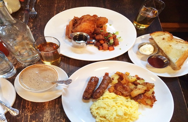 Best Places for Brunchin' in Chicago