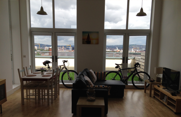 Review of Airbnb Belfast