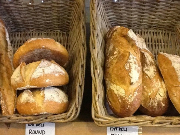 Fresh Taylors of Strathaven Crusty Bread At Eat Deli