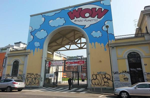 WOW, il museo del fumetto di Milano