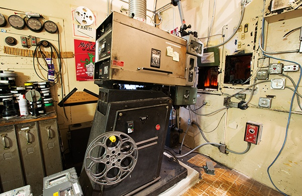 What is 70mm Film 70mm Film Projector Music Box Theatre Chicago