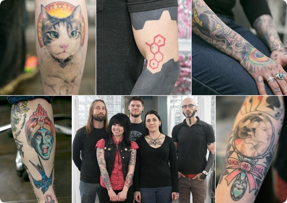 Chicago Ink: Custom Tattoos and the Artists Behind Them