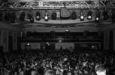 Tear the Roof Off Logan Square Auditorium at Windy City Soul Club's NYE Dance Party