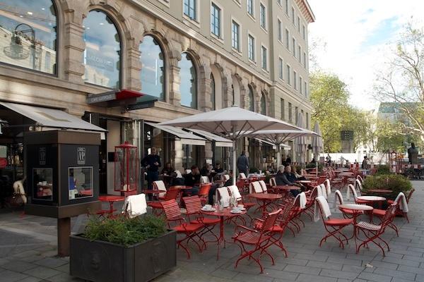 Cafe Luitpold in München