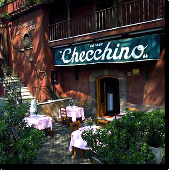 checchino roma