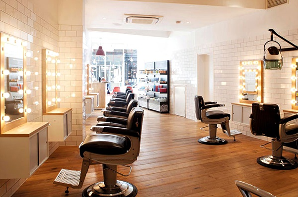 Hairdressers in Islington