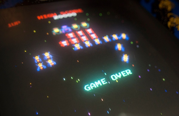 A Definitive Guide for the Arcade Bar   Game Over