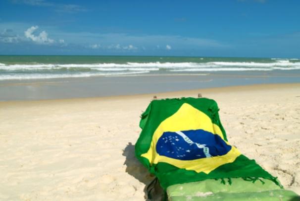 brasile spiaggia