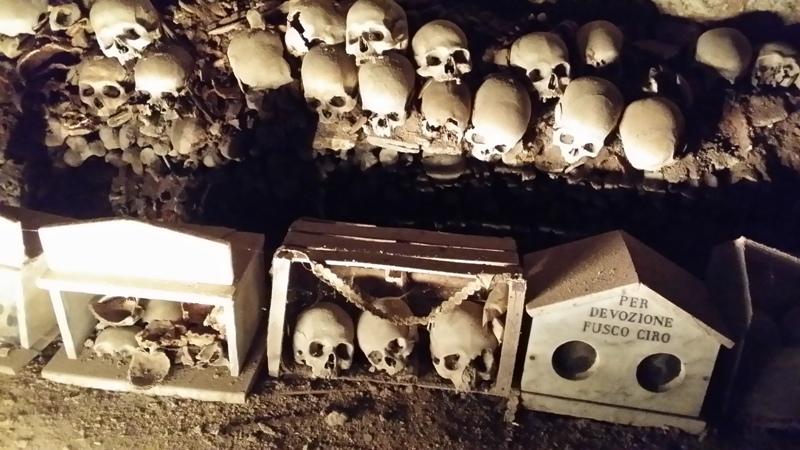 teschi cimitero