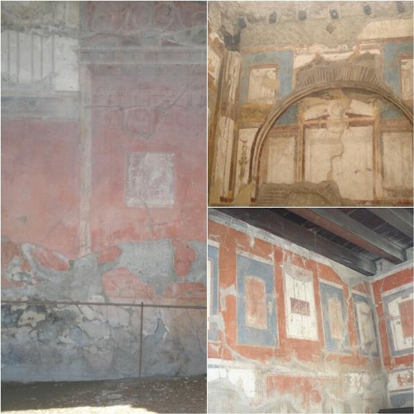 affreschi Ercolano
