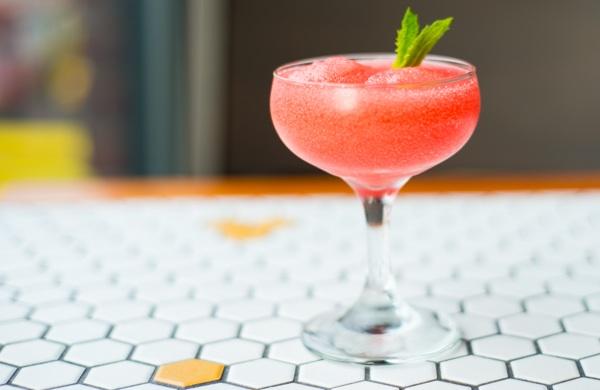 Drink of the Month: Redrum Mojito Slushy at Artusi