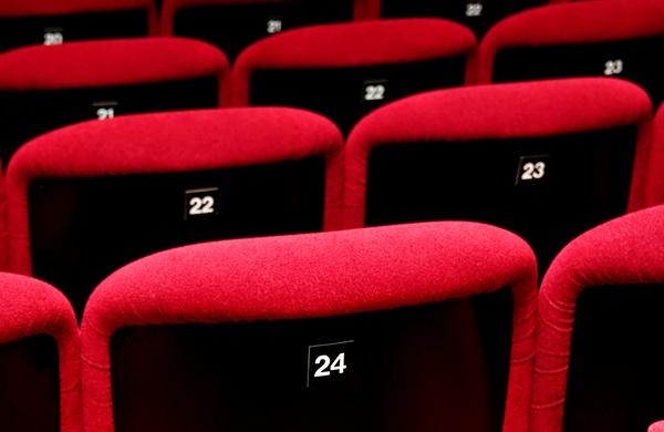 sedie cinema