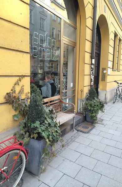 Salon Nemetz in München