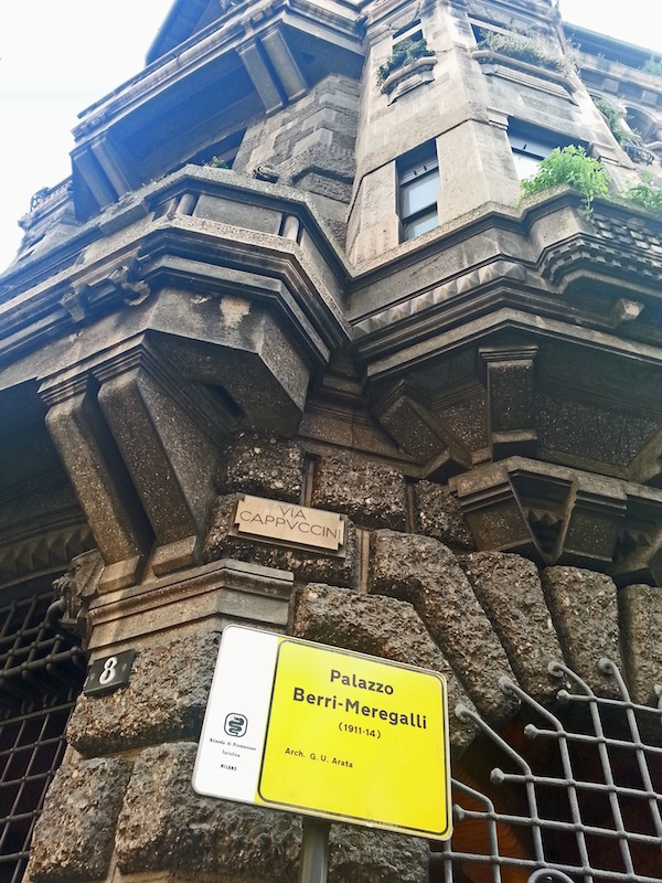 palazzo Berri Milano