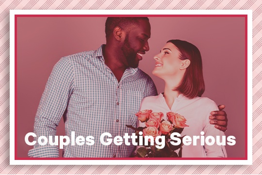 Valentine's Day Gift Ideas for Couples Getting Serious