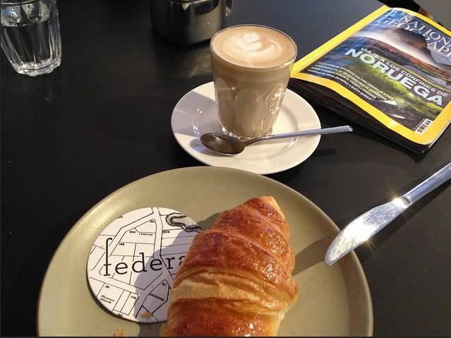 Federal caf  Madrid