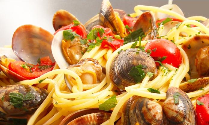 Il ristorante I D'Avino a Napoli