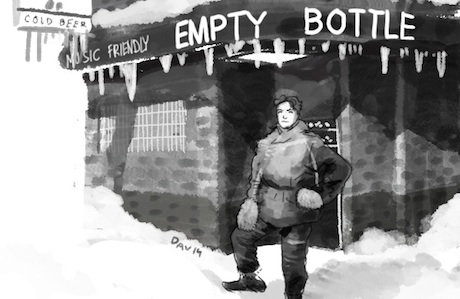 Brave the Empty Bottle's Winter Block Party with This Survival Guide