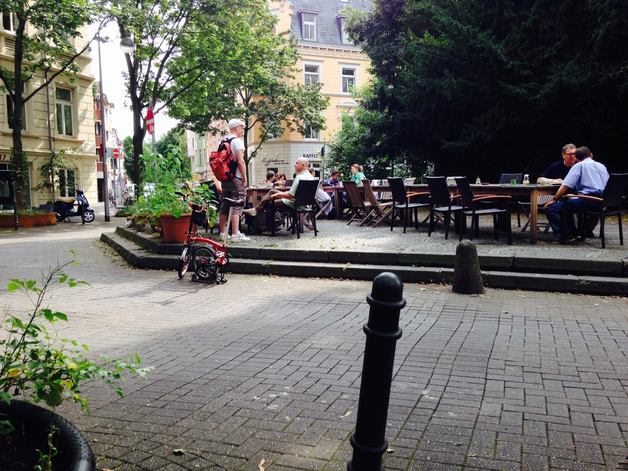 Café Eichhörnchen - Belgische Gemütlichkeit in Nippes