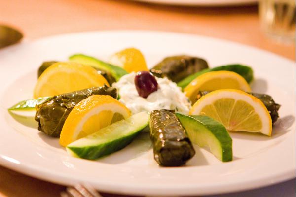 Molos, Paros, Cavos - die besten griechischen Restaurants in München!