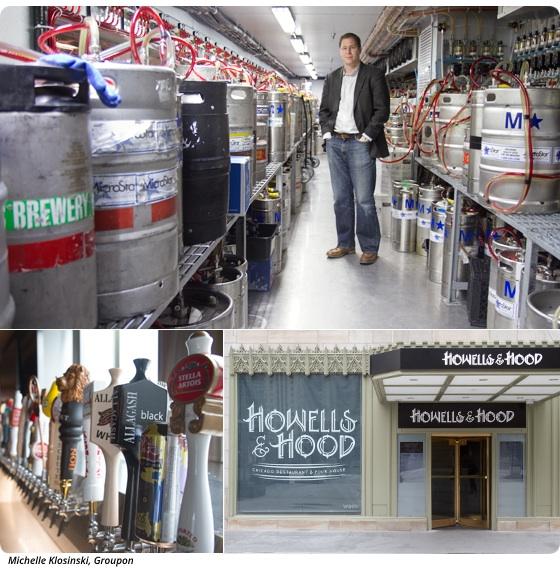 100 Bottles on the Wall Is Nothing: How Howells & Hood Keeps 360 Beer Taps Flowing