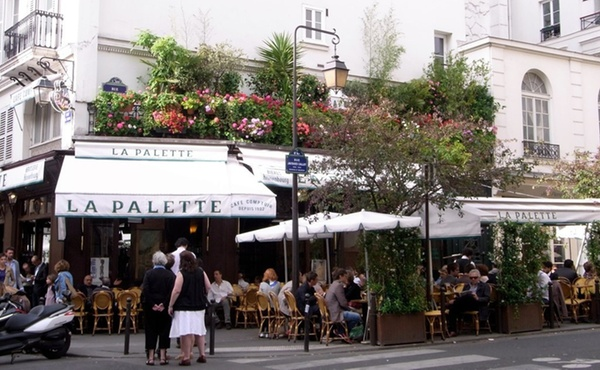 Restaurant bistrot Paris La Palette Saint Germain