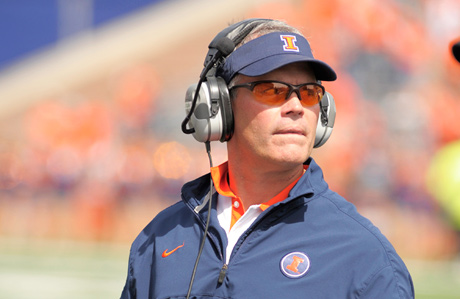 Food as Fuel with Fighting Illini Football Coach Tim Beckman