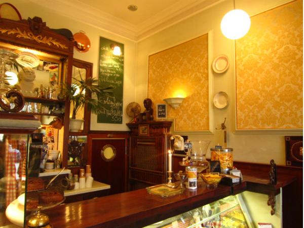 Cafe Cholesterin - Zauberwelt am Hamburger Hafen