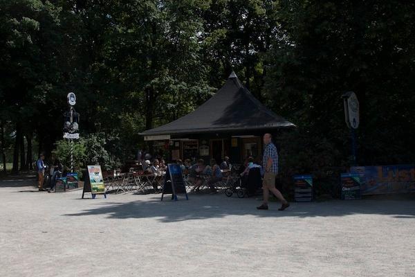 Kiosk Milchhäusl