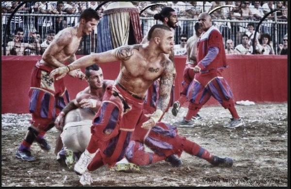 Il calcio storico fiorentino, una tradizione tutta da vivere