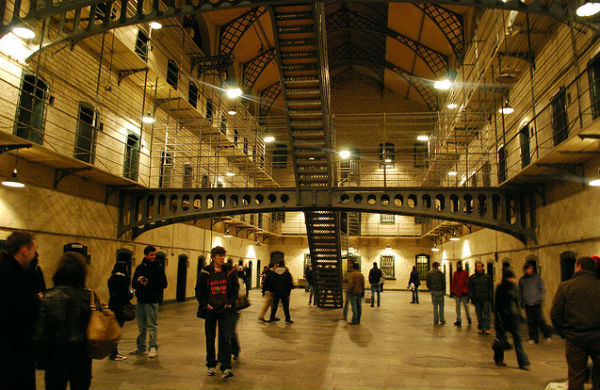 Kilmainham Gaol Dublin - A landmark of Irish Independence
