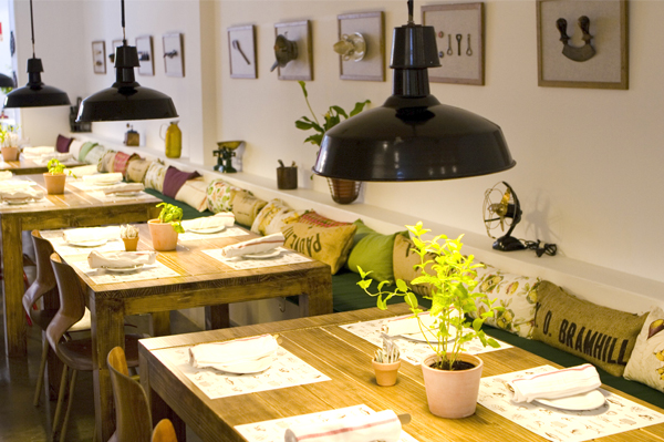Santo Restaurante & Deli, cocina nostálgica en Madrid