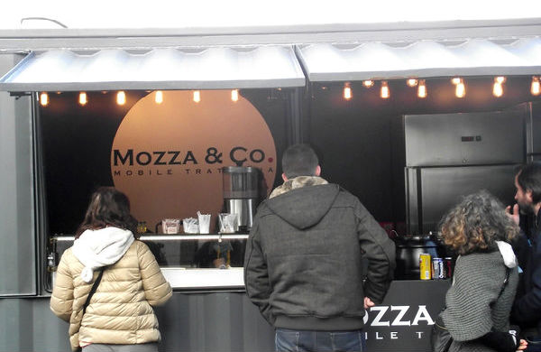Food Truck Mozza and Co