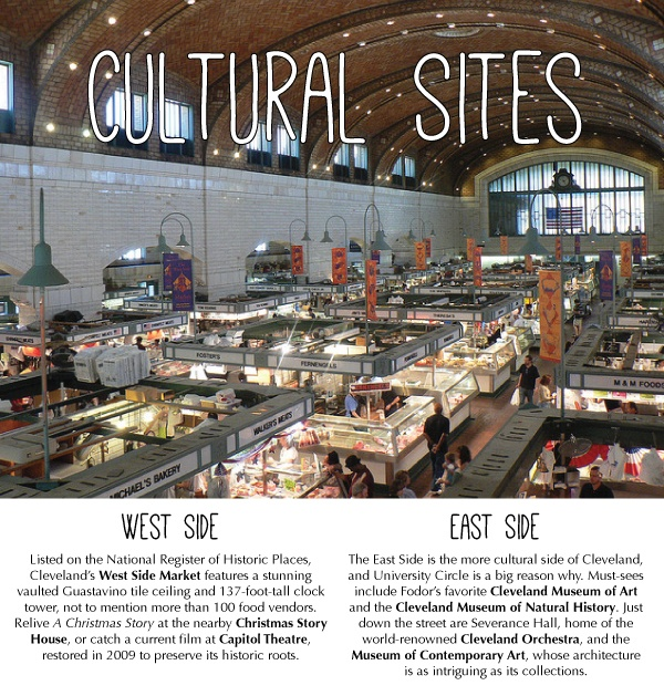 cleveland cultural sites