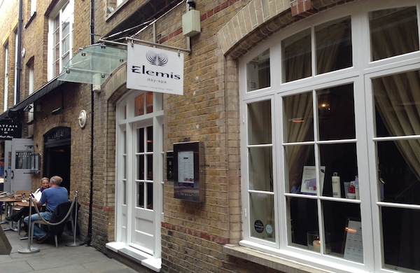 Review of the Elemis Day Spa