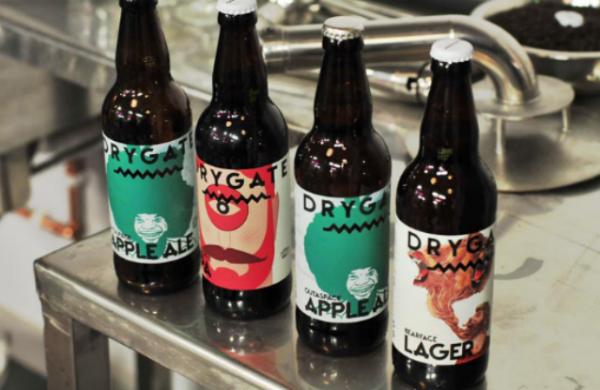 Drygate Beer  Glasgow