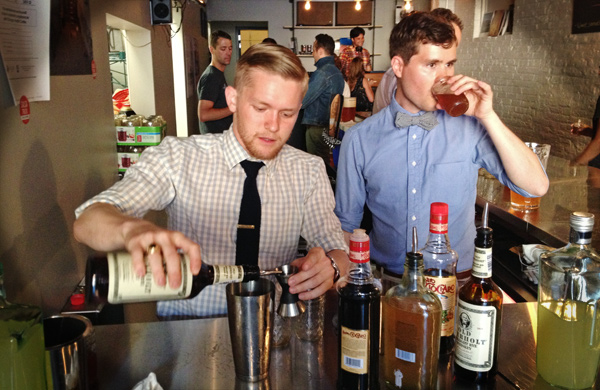 For the Love of Drinking: An Evening with the Overserved Society