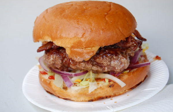 Gourmet on the Go! - London's Best Street Food Burgers