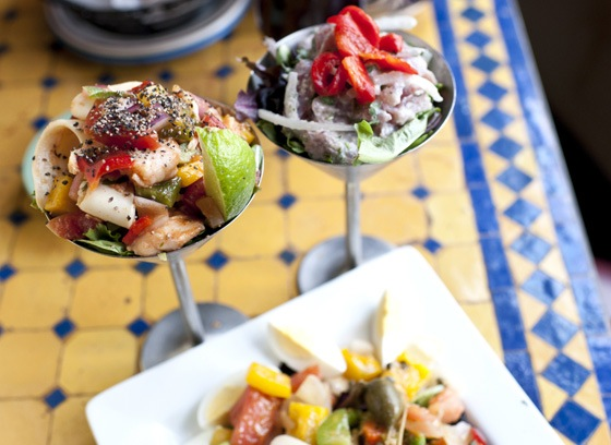 Ceviche in Chicago: Refreshing Summertime Seafood