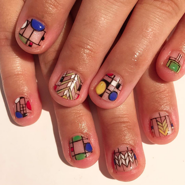 9 Nail Design Ideas For Conservative Or Creative Work Environments