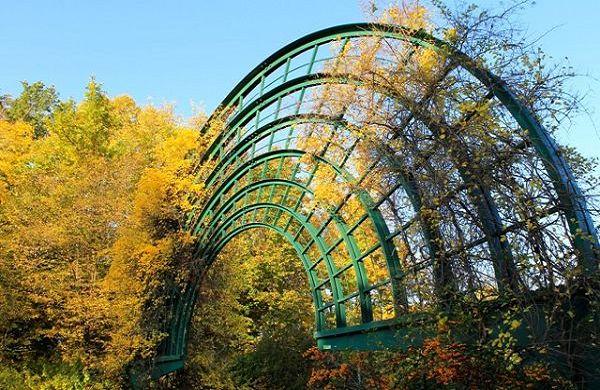Der Westpark in München - ein Paradies für Läufer