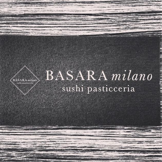 Basara, la sushi pasticceria di Milano